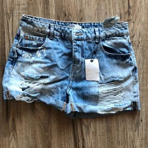 Zara Shorts - Zara Denim Shorts